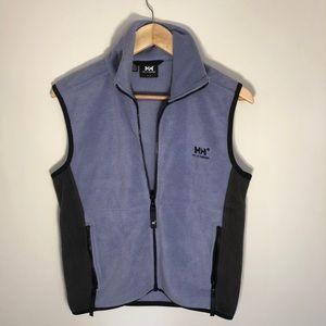Helly Hensen Lilac Fleece Vest